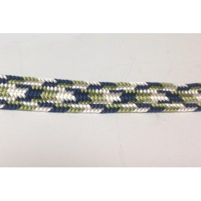 画像1: 耳糸 正絹 6mm幅 10m