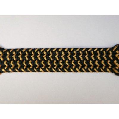 画像3: 柄糸 正絹 並幅(10mm) 2色・3色織り 1m